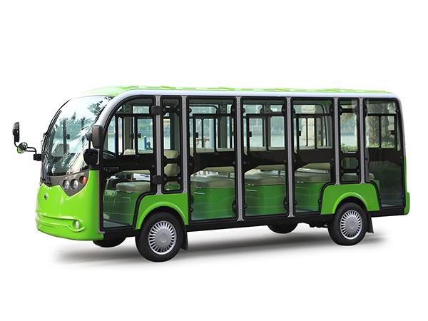十四人座封闭式旅游观光车LT-S14.F