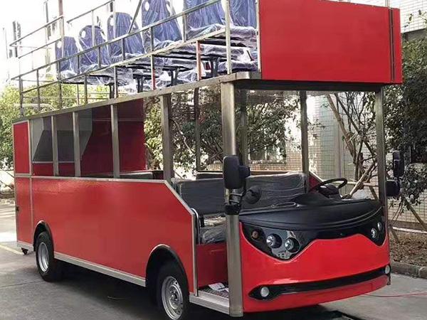 双层巴士观光车