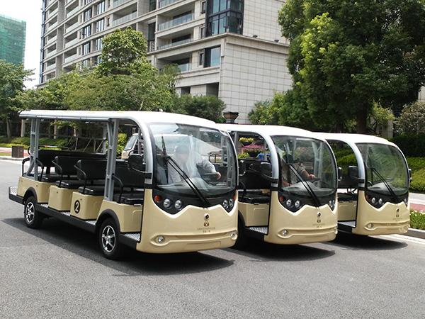 说一说电动旅游观光车的技术优势有哪些?