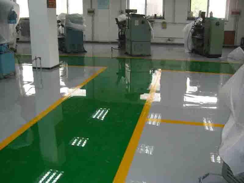 室内环氧树脂地坪工程