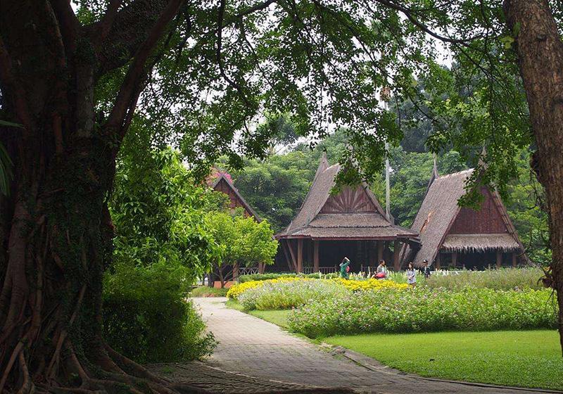東南亞風私家花園