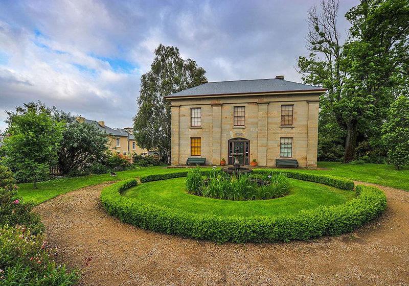 欧式小型别墅花园