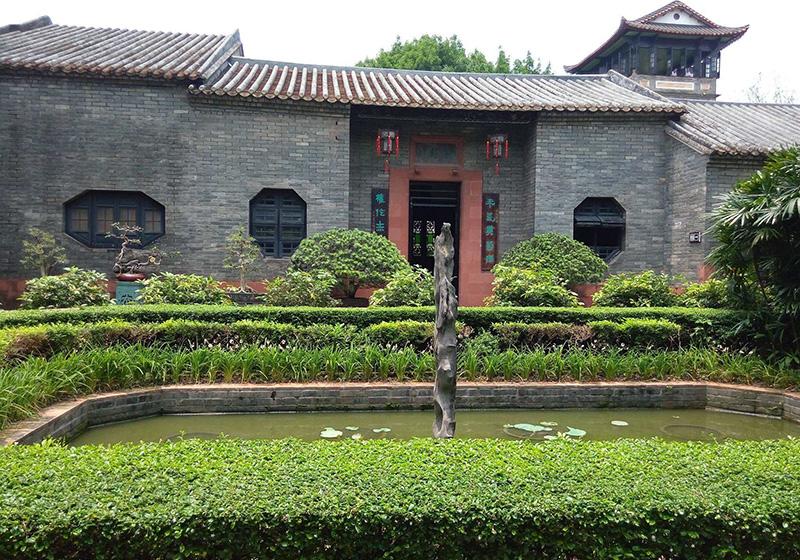 中式禪意花園
