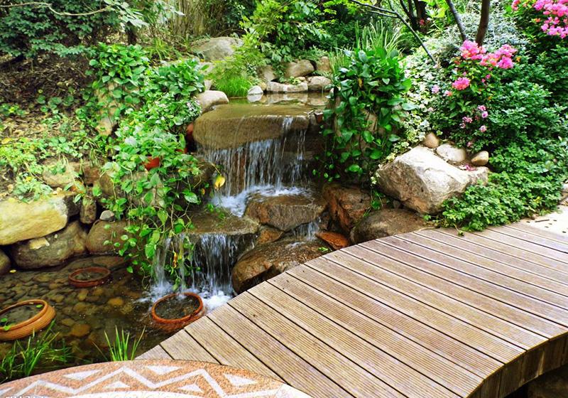 中式私家花園
