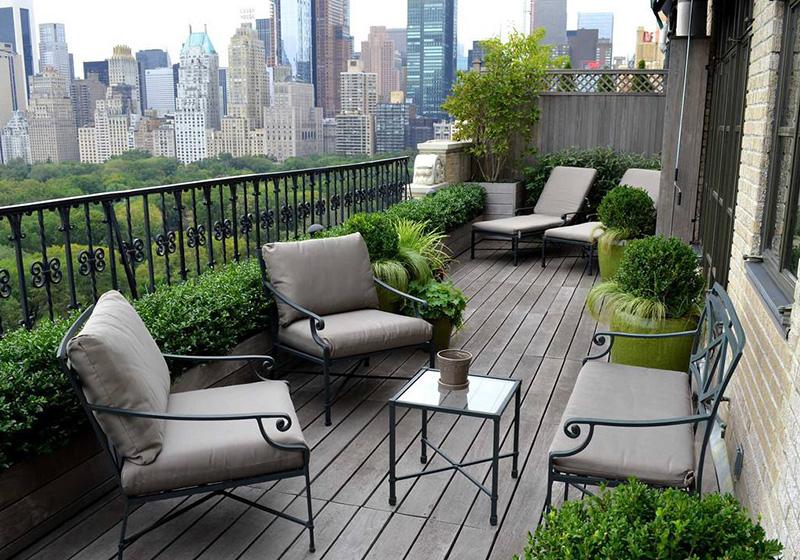 城市屋頂花園