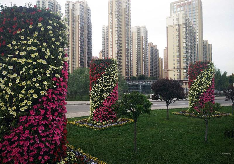 立體花壇景觀