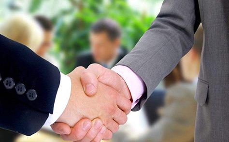 簽訂綠化工程項目