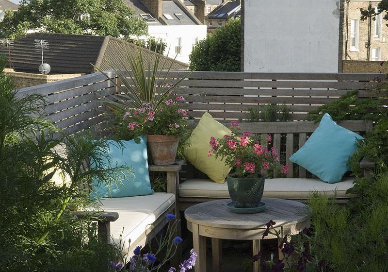 屋頂花園中植物種植要求有哪些?