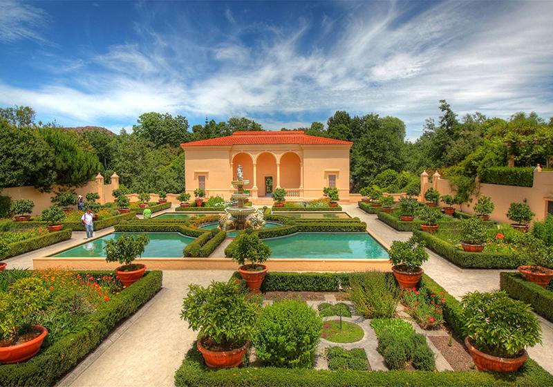 屋頂花園設計