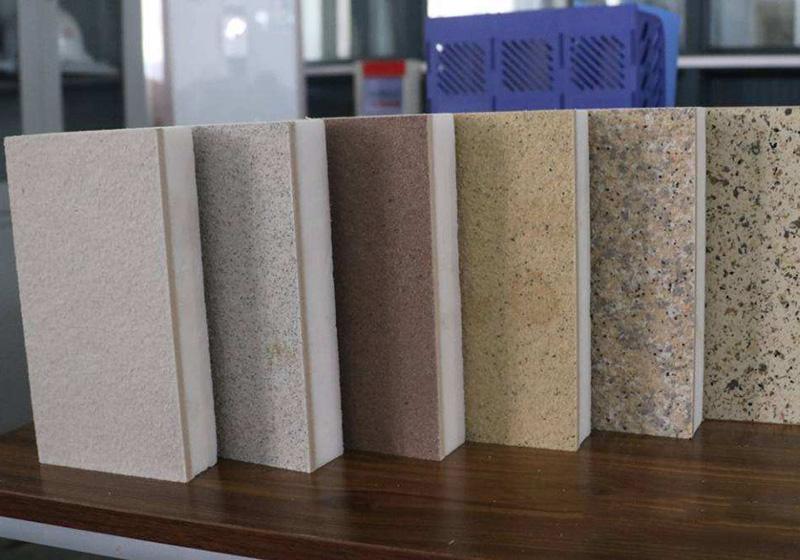 保温装饰一体板的安裝技术性