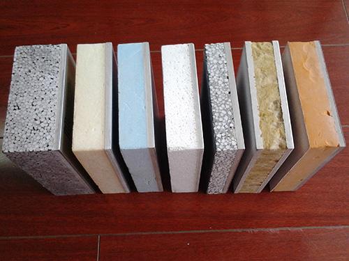 新型外墙保温装饰一体板