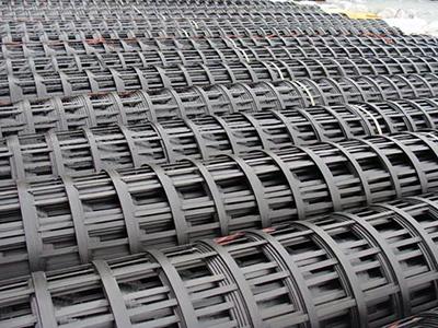 西宁钢塑土工格栅