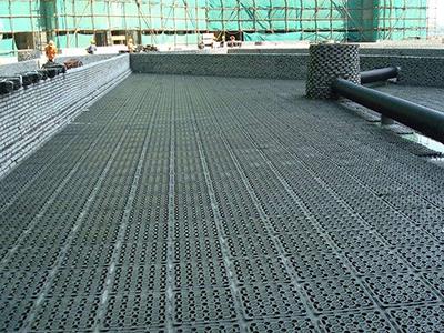 兰州屋面排水板