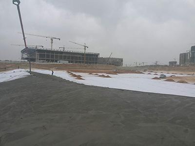 新区文曲湖建设工程