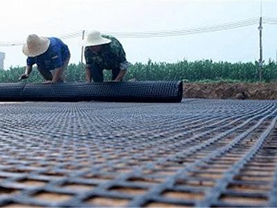 土工格栅作用