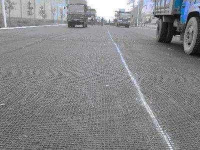 土工格栅的作用与用途