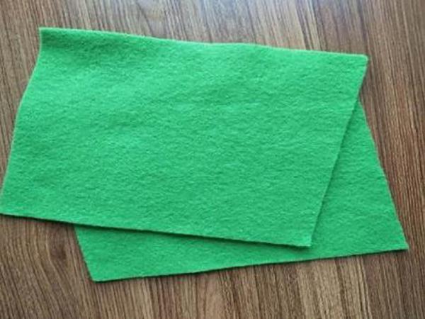 绿色土工布在在工程中的应用范围及特点