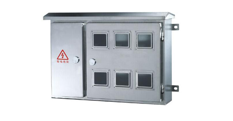 不銹鋼電表箱