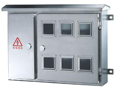 蘭州不銹鋼插電表箱廠家