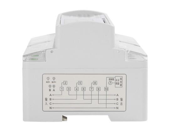 IC卡三相電能表(導軌式)