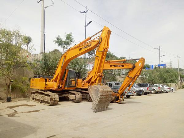 60型挖掘機租賃