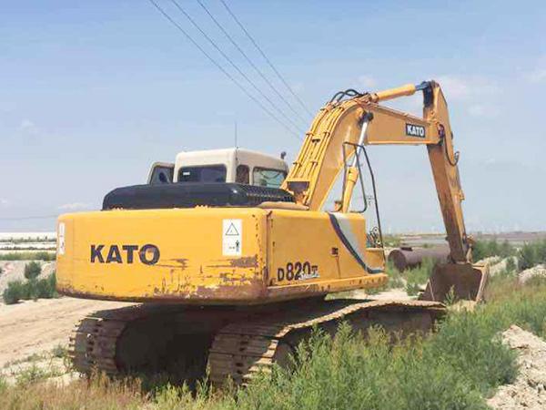 挖掘機履帶吊鏈維修
