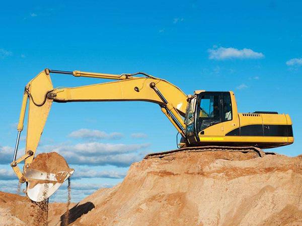 不正確的挖掘機維修方法