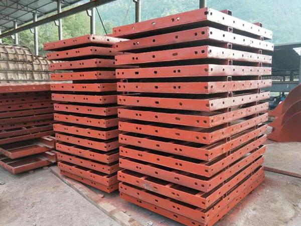 建筑钢模板施工问题处理方法