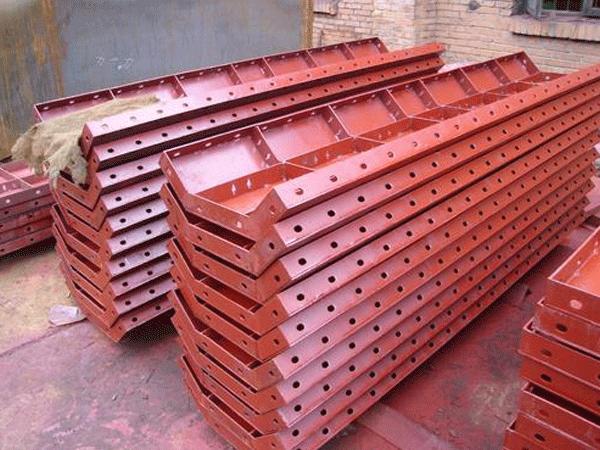 兰州钢模板租赁