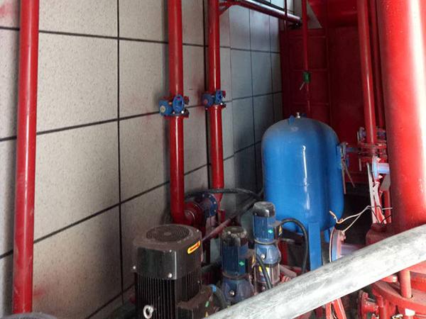 甘肃鹏程与秦安法院达成合作空气源热泵
