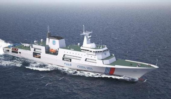 甘肃鹏程空调公司为大家解读中国新型万吨级巡逻船已开工建造 可载多型直升机的消息