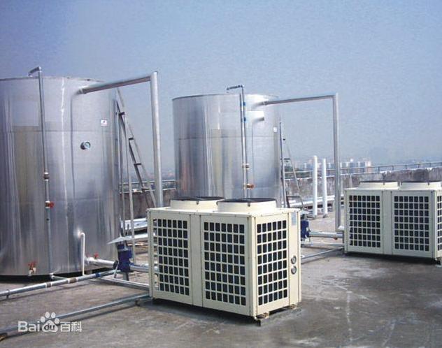 空气源热泵供暖系统的安装步骤