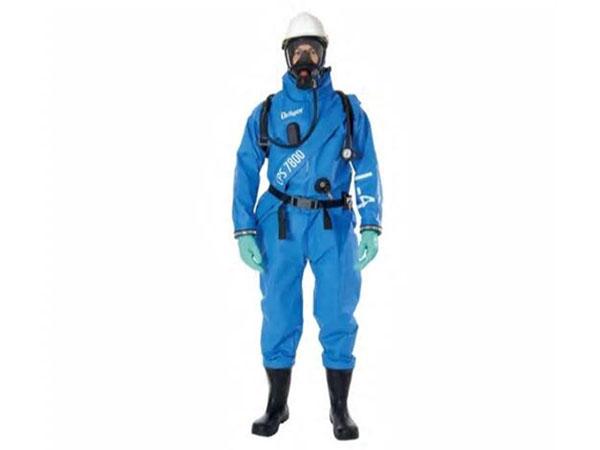 CPS 7800气密型化学防护服