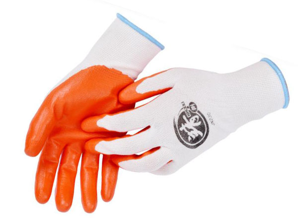 霍尼韦尔丁腈涂层手套