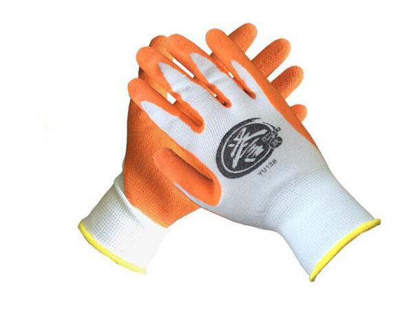 霍尼韦尔YU乳胶涂层手套