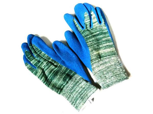 乳胶涂层防割手套