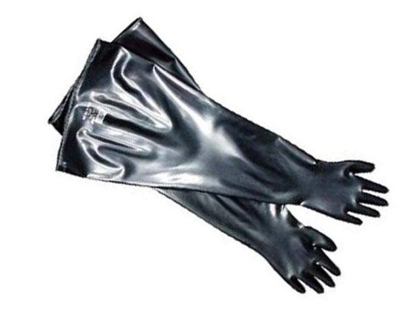 霍尼韦尔氯丁橡胶干箱手套