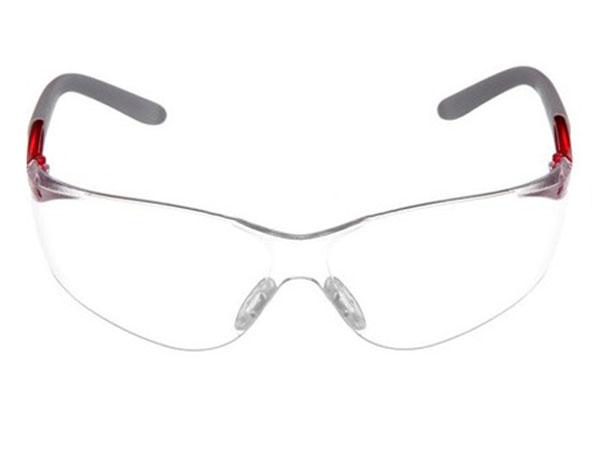 霍尼韦尔透明防冲击眼镜