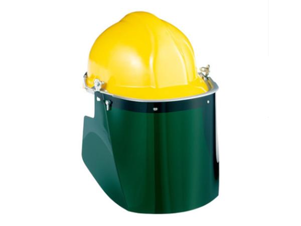 安全帽焊接面屏