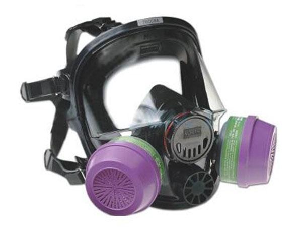 霍尼韦尔7600单罐全面罩