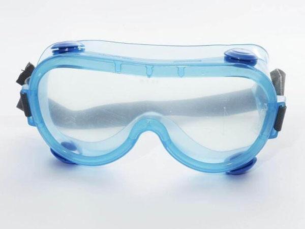 眼面部防护用品使用方法