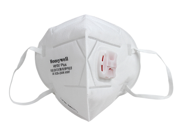 Honeywell H910V 系列防尘口罩