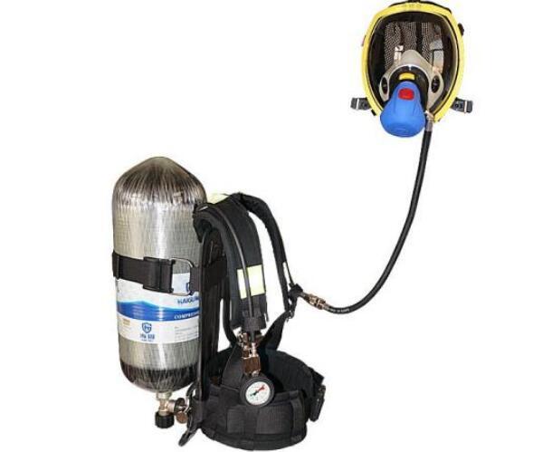 空氣呼吸器使用方法由慶陽勞保用品批發公司闡述