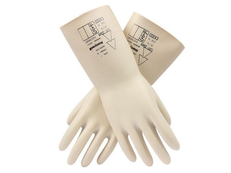 乳膠電工絕緣防靜電勞保手套