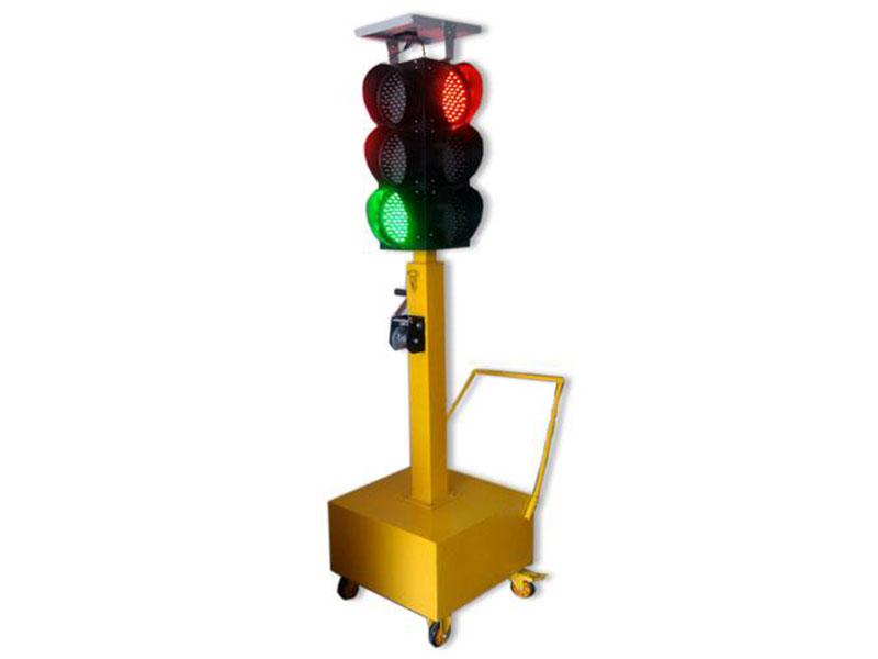 移動式紅綠信號燈