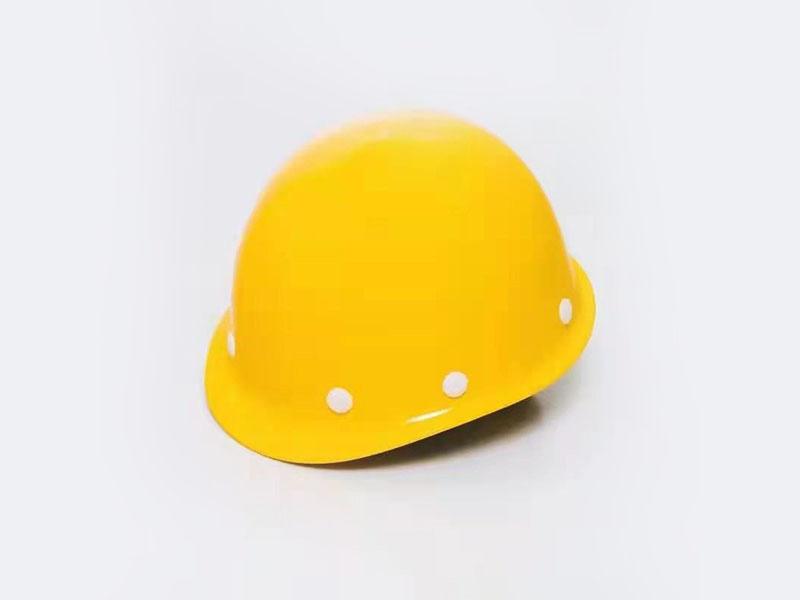 工地用安全帽的材质ABS和玻璃钢怎么选?