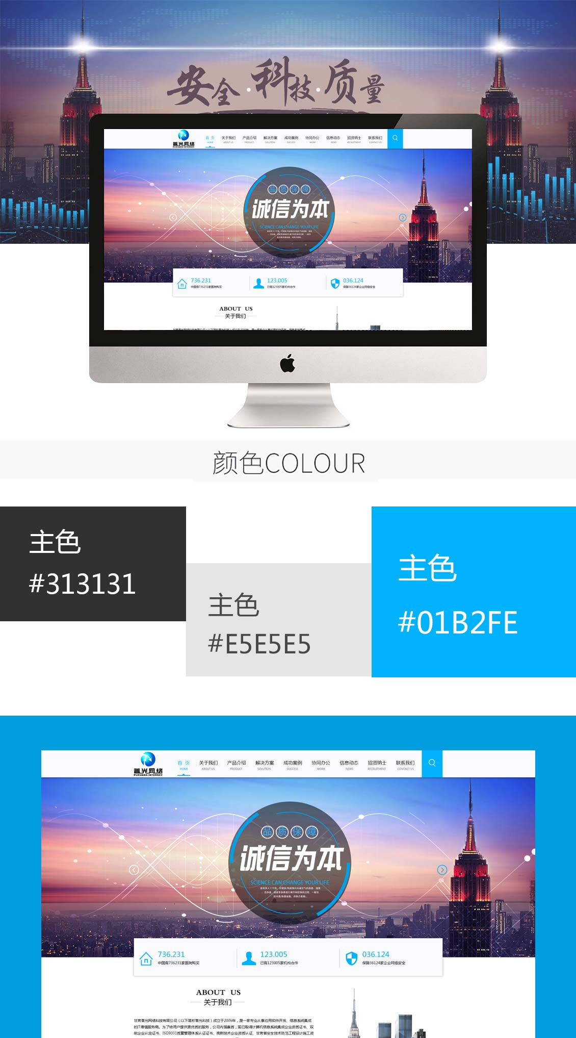 甘肃普光网络网站