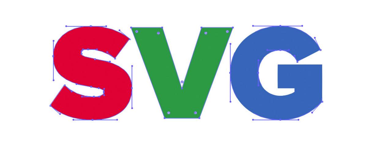 SVG图形格式六大优势