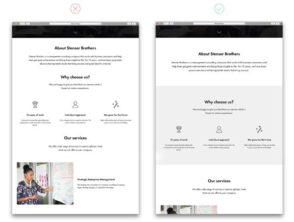 响应式网站常见的设计错误