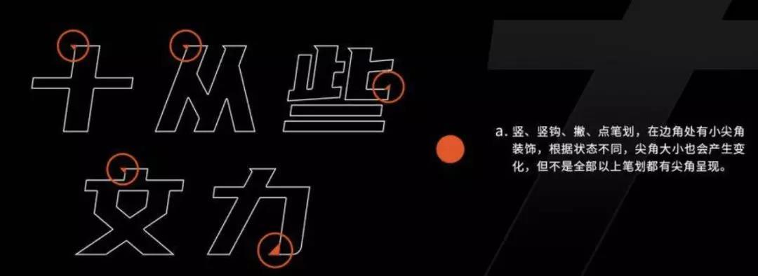 甲方偏爱的8度倾斜字体,设计师今年配齐了!